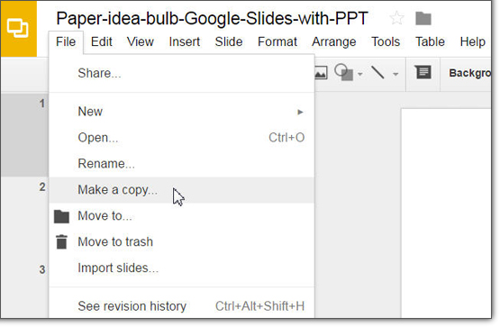 How to use Google Slides  How to use Google Slides