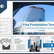 City Real Estate Google Slides & PowerPoint Presentation