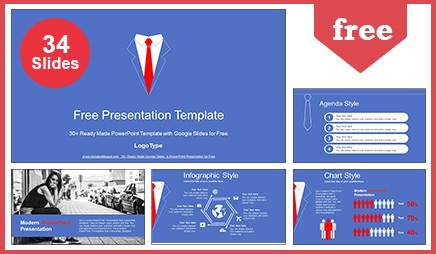 Free business google slides themes powerpoint templates wajeb