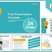 Education Idea Bulb Google Slides-PowerPoint Presentation