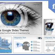 Eye Scanning Technology Google Slides & PowerPoint Template
