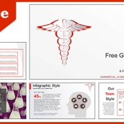 Medical Symbol Google Slides Themes